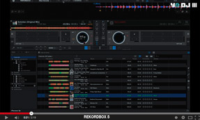 Conoce el software Rekordbox 5 de Pioneer DJ